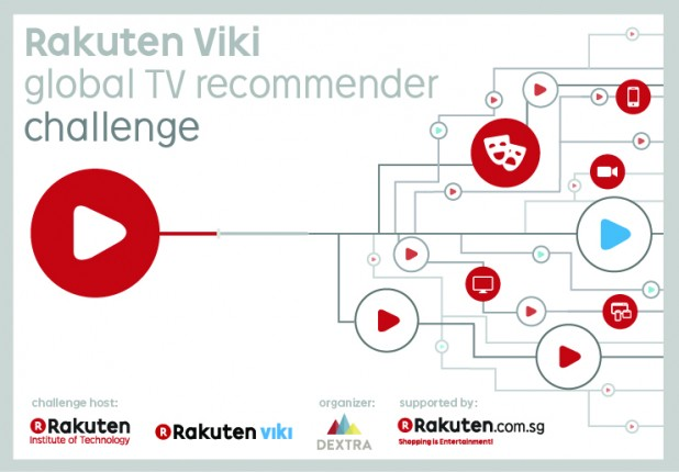 Rakuten-Viki Global TV Recommender Challenge